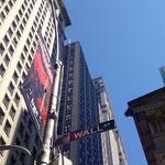 Financial District, Flysurfer goes Wall Street :D