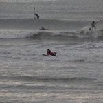 Wellenreiten... das erste Mal!