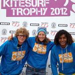 das Flysurfer-Team :)