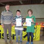 Sieger: Steger Josef, Lampel Simon, Gahr Johannes
