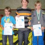 Sieger: Fischer Daniel, Schwab Stefan, Marx Tobias