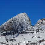 Verschneiter Rossstock 2461 m