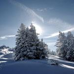 Hüenderegg, ein grossartiger Aussichtspunkt