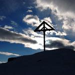 Kreuz auf dem Hüenderegg