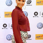 Mandy Capristo bei The Dome 63