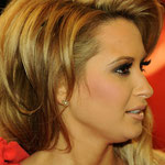 Mandy Capristo bei The Dome 58