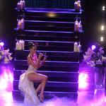 Mandy Capristo bei The Dome 63