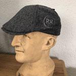 Flatcap 1 (grijs) : €15,-