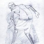 Ugly Scoliosis - Copyright 2007 by Johan Palacio