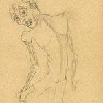 Ugly Back - Copyright 2007 by Johan Palacio