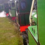 5 locomotieven in voorspan