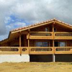 Casas de madera nórdicas