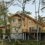Casas de madera económicas