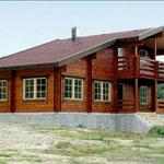 Casas de madera