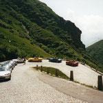 Alter St. Gotthard-Pass (Schweiz)  2002