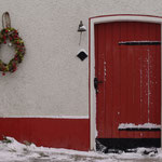 Dezember 2013 - und schon Schnee!