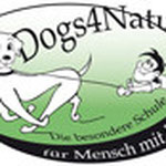 dogs 4 nature, Hundschule - Logoerstellung Vektorgrafik