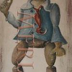 pinocchio,holzpuppe,Kindergarten, Artzpaxis, Cartoon, Leinwand,