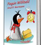 PINGUIN WILLIBALD - von Steffi Bormann
