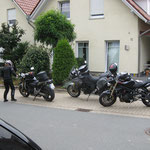 The Black Company - Hornet, Tiger, Street Triple...