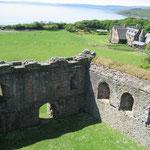 Skipness Castle auf Kintyre