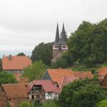 Am nächsten Wochenende ist hier Mittelalterfest