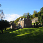 Besuch in New Lanark (bei Glasgow)