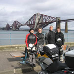 Die Firth of Forth Bridge