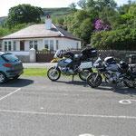 Weiterfahrt mit der Fähre nach Kintyre