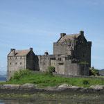 Eilean Donan Castle (es grüßt der Highlander)