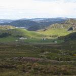 Landschaft bei Ullapool