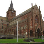 St. Margnus Kathedrale in Kirkwall (Orkney)