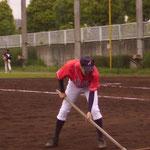 アロハ 大沢選手