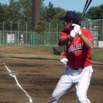 アロハ 鈴木選手
