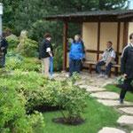 Impression im Japanischen Garten Langensalza