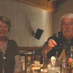 K.H. Nolte mit seiner Frau Roswitha