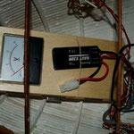 neue Verdahtungsbox mit Spannungsanzeige