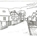 Gestaltung von Straßen und Einfriedungen - 3