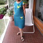 coudre une robe d'été facile