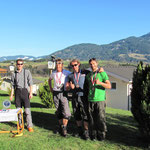3. Mannschaft Fly Away Gernot Sven u. Massimo