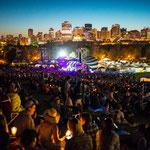 Edmonton Folk Festival © EEDC