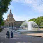 Alberta Legislature Building in Edmonton © Matthew Long @Landlopers