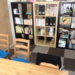 CREEKでは月2回の読書会を実施しています。