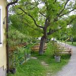 Gastgarten für ca. 220 Personen