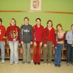Spielmusik-Gruppe der HS Reichraming - 2004