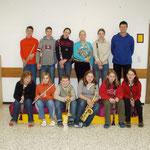 Spielmusik-Gruppe der HS Reichraming - 2005