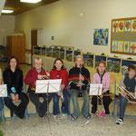 Spielmusik-Gruppe der HS Reichraming - 2002