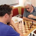 Rainer kämpft gegen Gerd...