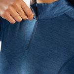 Women's Primino 140 Zip Neck