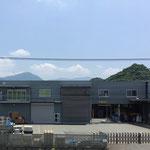 糟屋郡 倉庫増築工事(外観)